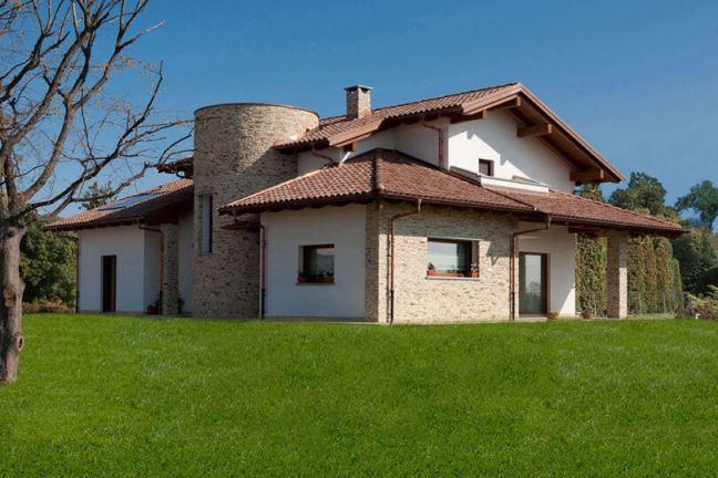 Montažne hiše Rihter - Centallo